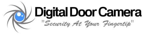 Digital Door Camera Ireland